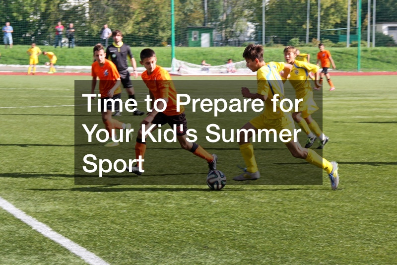 sports for kids in summer